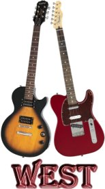 Les Paul Special and Nahville Telecaster